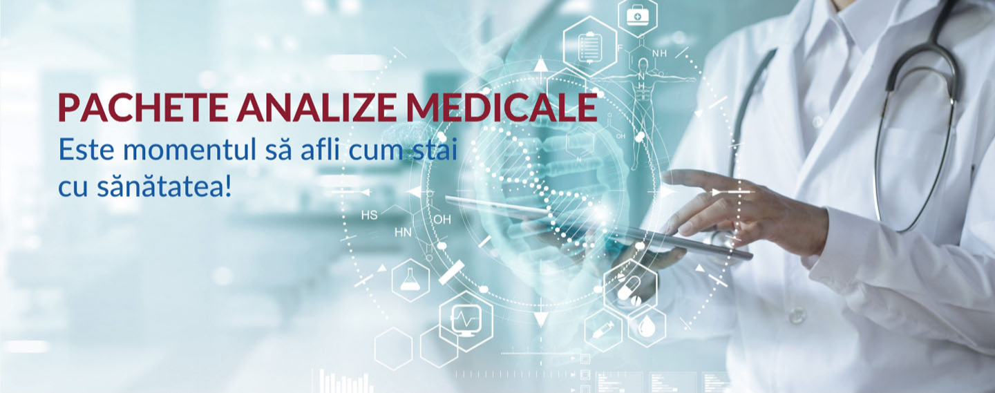 Pachete analize medicale